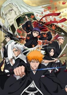Bleach Movie 1: Memories of Nobody Sub Indo