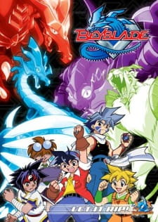 Bakuten Shoot Beyblade Batch Sub Indo