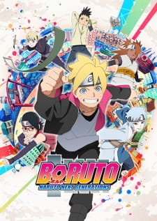 Boruto: Naruto Next Generations Batch Sub Indo