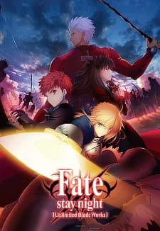 Fate stay night UBW Season 1 Batch Sub Indo BD