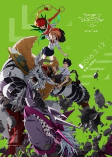 Digimon Adventure tri. 2: Ketsui Sub Indo BD