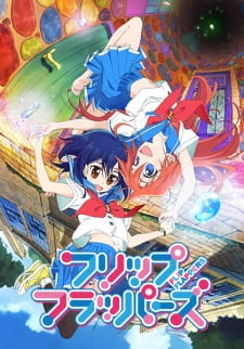 Flip Flappers Batch Sub Indo