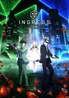 Ingress the Animation Batch Sub Indo