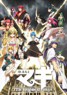 Magi: The Kingdom of Magic Batch Sub Indo BD