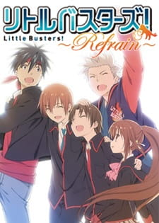 Little Busters! Refrain Batch Sub Indo BD