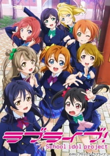 Love Live School Idol Project Season 1 Batch Sub Indo BD