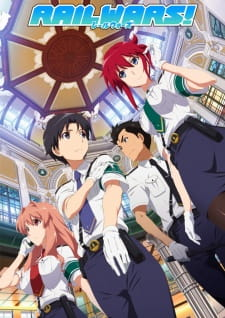 Rail Wars Batch Sub Indo