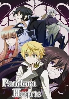 Pandora Hearts Batch Sub Indo