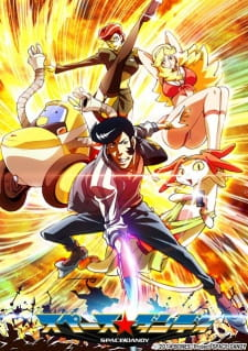 Space Dandy Season 2 Batch Sub Indo