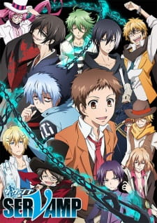 Servamp Batch Sub Indo