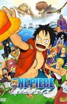 One Piece Movie 11 Sub Indo