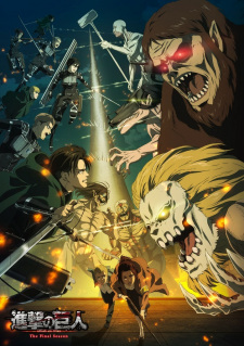 Shingeki no Kyojin The Final Season Batch Sub Indo