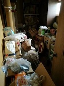 茨城県 水戸市で粗大ゴミ片付け