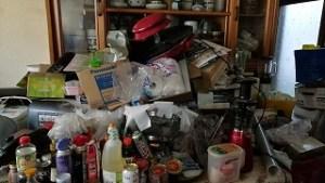 ゴミ屋敷の危険信号