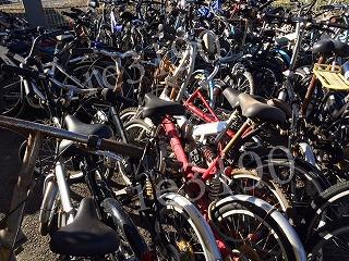 自転車の処分方法