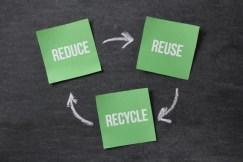 日立市の不用品回収とリサイクル