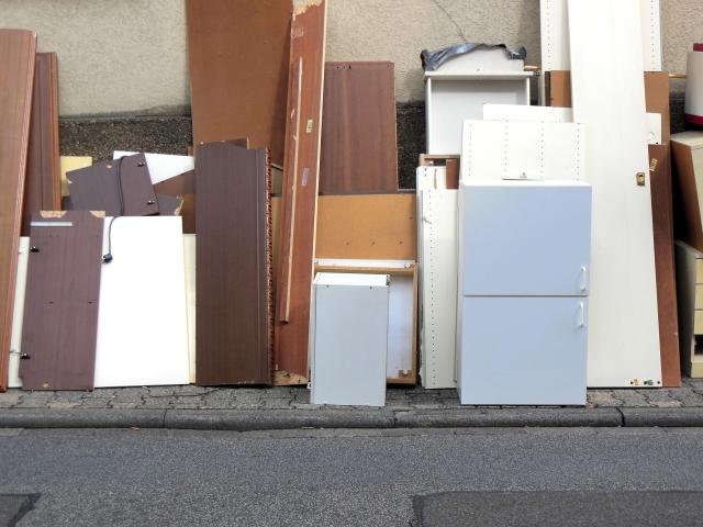 家具の解体方法