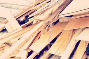 木材廃材処分、水戸