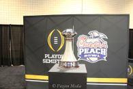 Peach Bowl Trophy