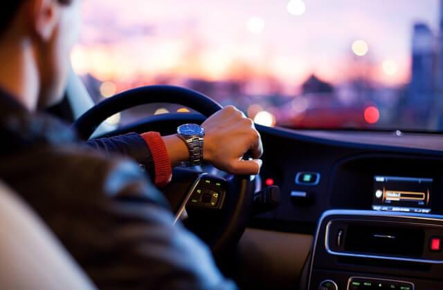 ドライバーの注意点