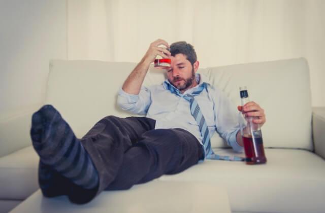 酔っ払い客の特徴と対処方法