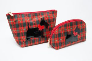 Dog Bags Plaid-1