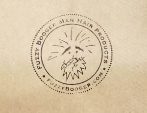 Fuzzy Booger Stamp