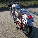 1967 Honda CB160 Cafe Racer