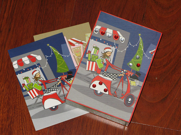Scooter Holiday Cards