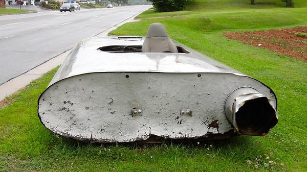 Muffler Car!