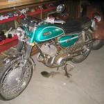 Yamaha 200 Scrambler