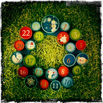 Hipstamatic Advent Calendar