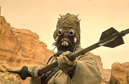 Star Wars Sand People