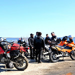 Fuzzygalore First Dualsport Motorcycle Ride