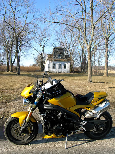 Baiting Hollow Windmill House Fuzzygalore Girlie Motorcycle Blog