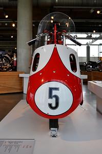 1956 Parilla Corsa Barber Museum