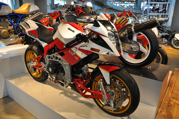 Bimota Tesi 3D Barber Motorsports Museum