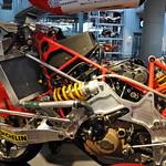 Bimota Tesi Barber Motosports Museum