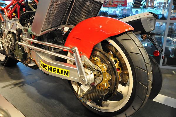 Bimota Tesi Barber Motorsports Museum