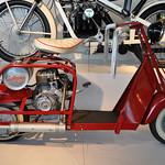 Cushman Motor Scooter Barner Museum