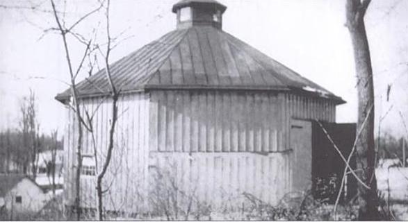 Stony Brook Octagon House