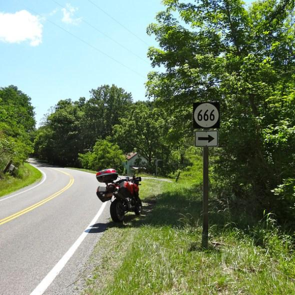 Virginia Route 666