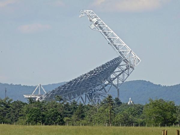 Green Bank Radio Telescope