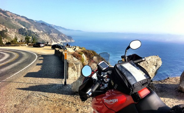 Heading down the PCH