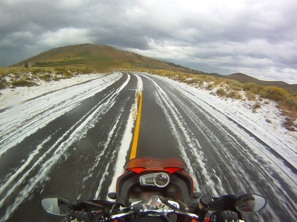 hail on Monitor pass