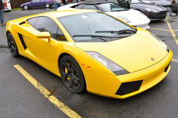 Lamborghini Gallardo - Gotham Dream Car Tour