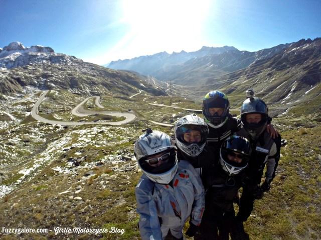 fuzzygalore alps group photo