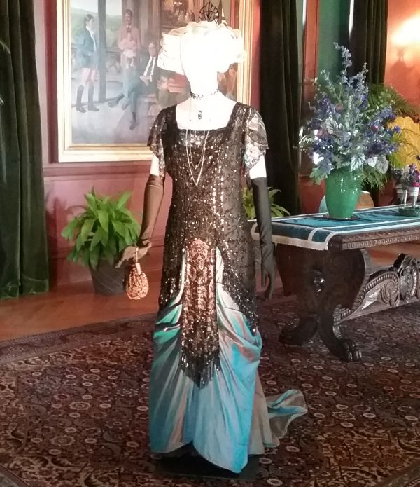 Exhibition Glamour On Board Fashion From Titanic The Movie At Biltmore Estate The Vintage Traveler