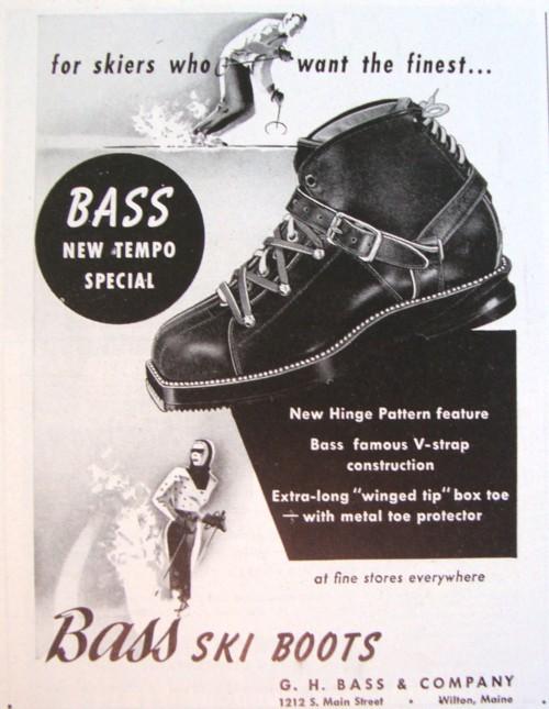 30855932fd5 Ad Campaign – Bass Ski Boots