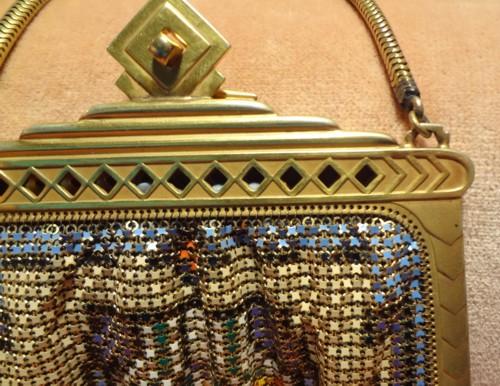 whiting davis purse dating